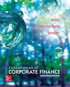 fundamentals of corporate finance 10th edition solutions manual pdf free