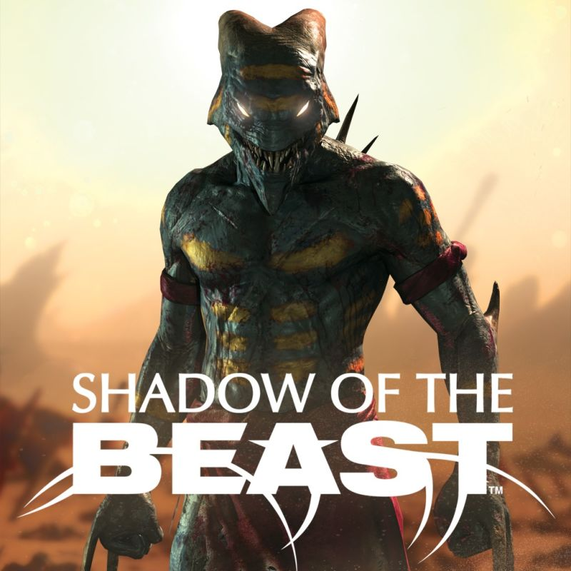 shadow of the beast 2 users manual