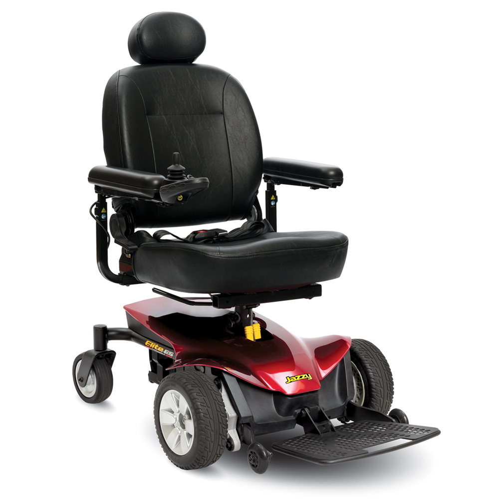 jazzy elite scooter parts manual