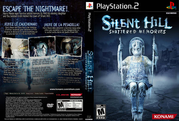 silent hill 2 ps2 with manual