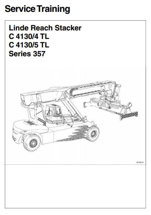 hyster reach stacker parts manual