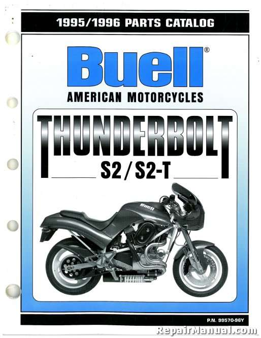parts manual harley 96 tourglide