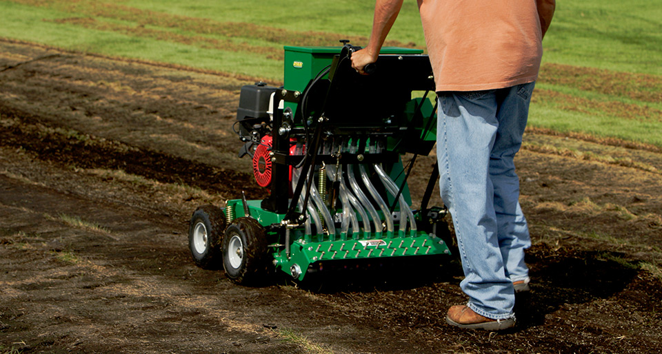 turf revitalizer overseeder parts manual