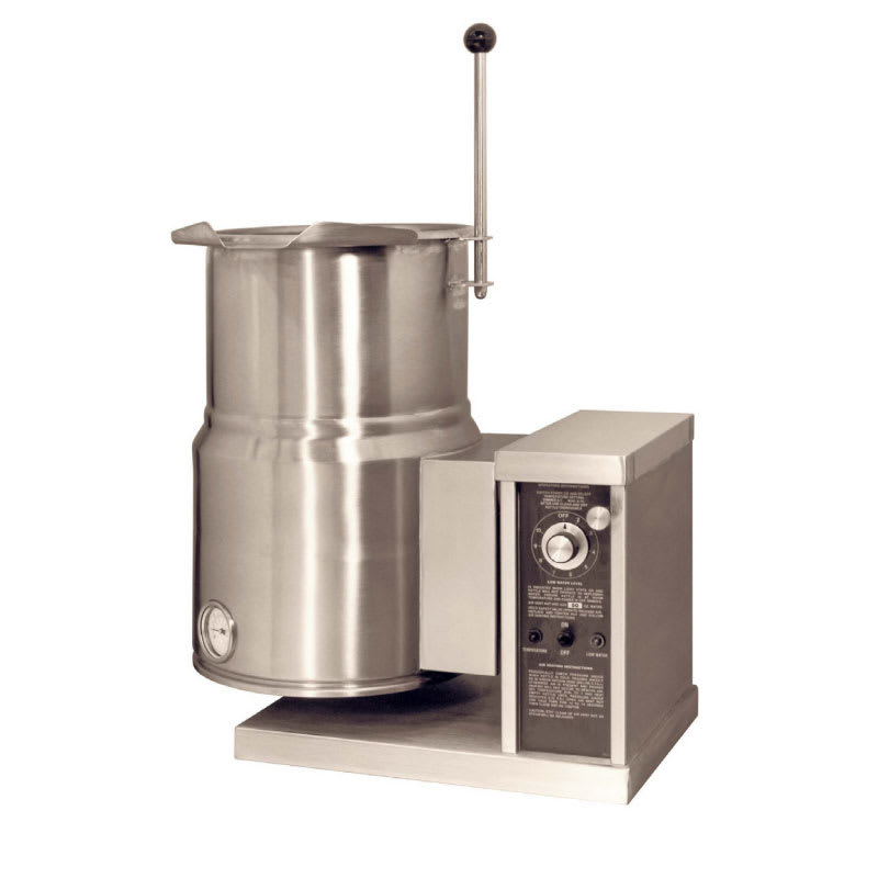 crown steam kettle parts manual