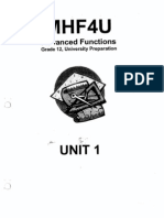 advanced functions and introductory calculus solutions manual pdf