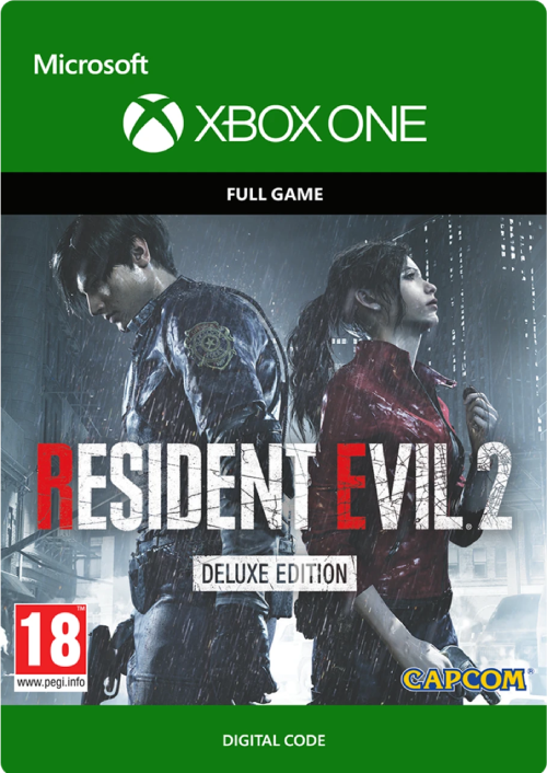 resident evil 2 xbox one manual