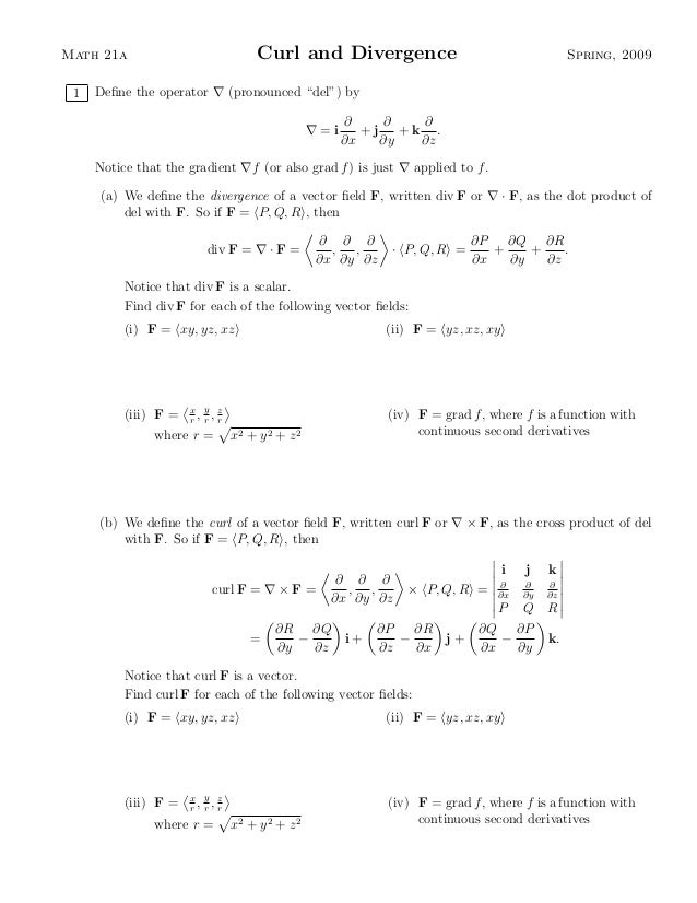 div grad curl and all that solutions manual